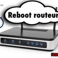 Reboot routeur automatique si coupure Internet