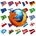 Firefox language