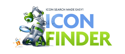 IconFinder logo