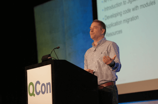 QCon London 2016 - Project Jigsaw in JDK 9 - Modularity comes to Java