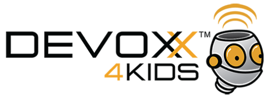 Devoxx4Kids logo