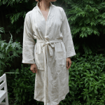 Linen Bathrobe Tutorial The Thread Blog