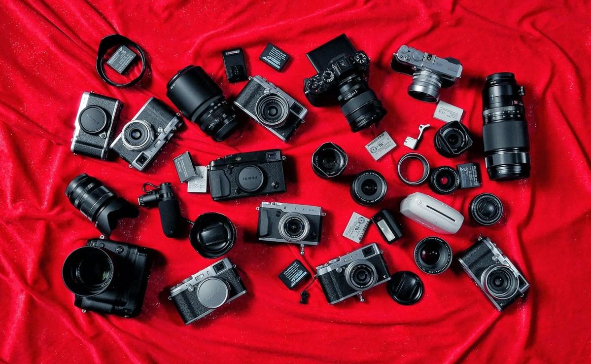 富士 Fujifilm X 相機終極購買指南:相機篇(上)