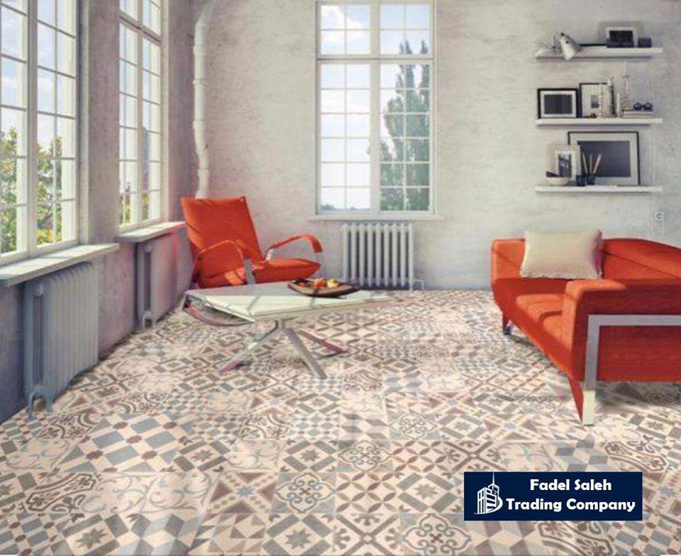 Floor Tiles In Lebanon