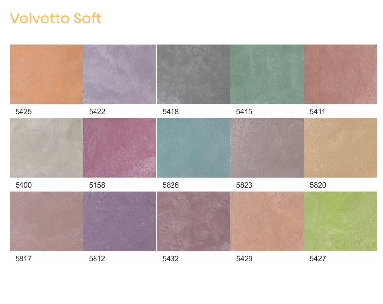 Velvetto Soft Paints In Lebanon