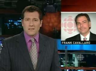Michel Godbout announces Frank Cavallaro hiring