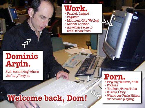 Dominic Arpin