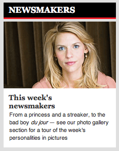 Macleans Newsmakers