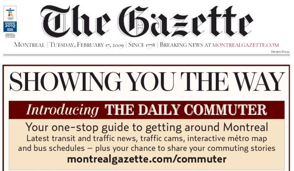 The Gazette, Feb. 17, Page A1