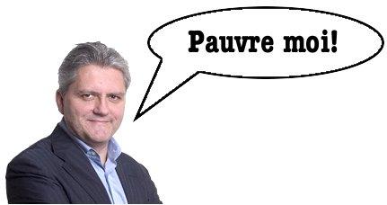 Richard Martineau: Pauvre moi!