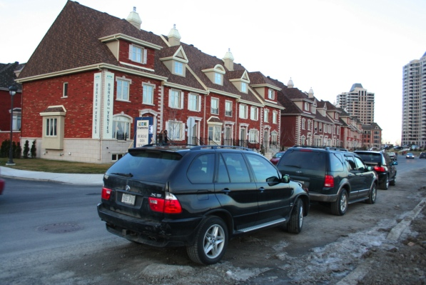 Nuns' Island SUVs