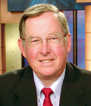 Marselis Parsons of WCAX-TV