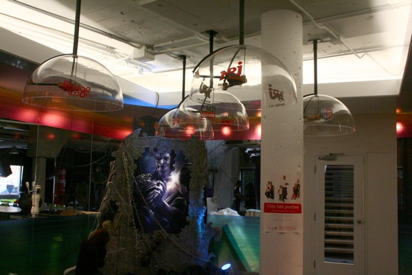Astral lobby