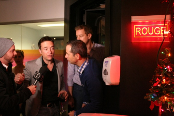 Rouge FM studio