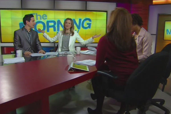 Global's new national Morning Show