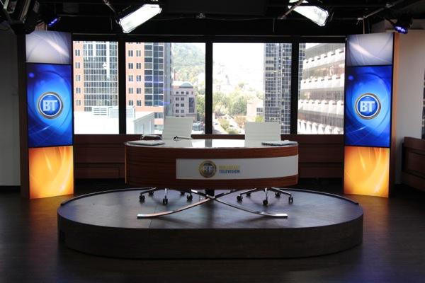 BT's anchor desk gets the best backdrop