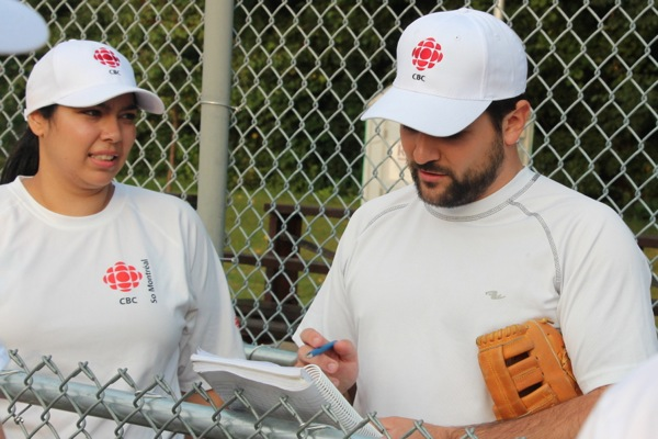 Sonali Karnick is entirely confident in Doug Gelevan's team management skills.