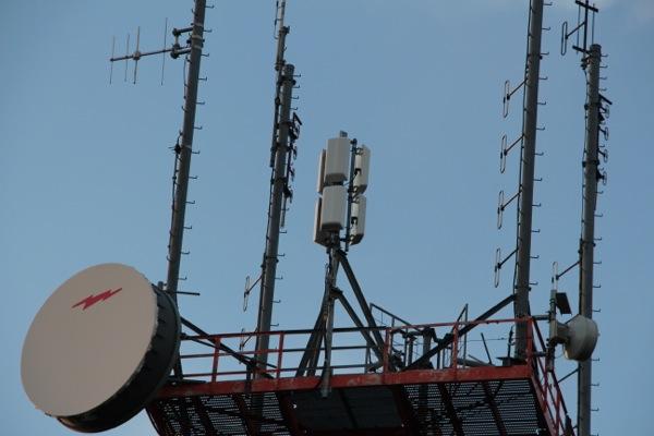CFHD-DT antenna (centre)