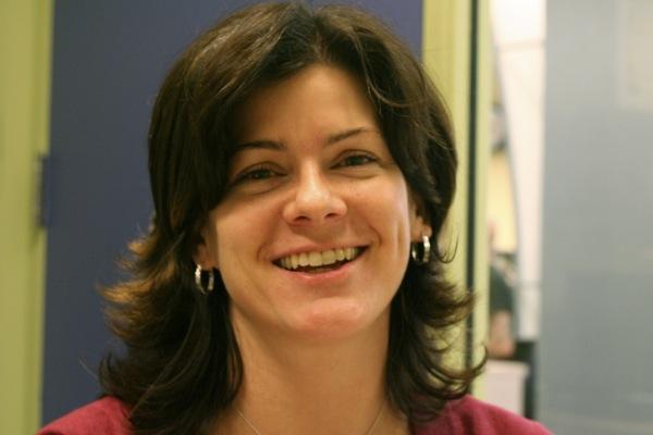 Mary-Jo Barr when I met her in 2009.