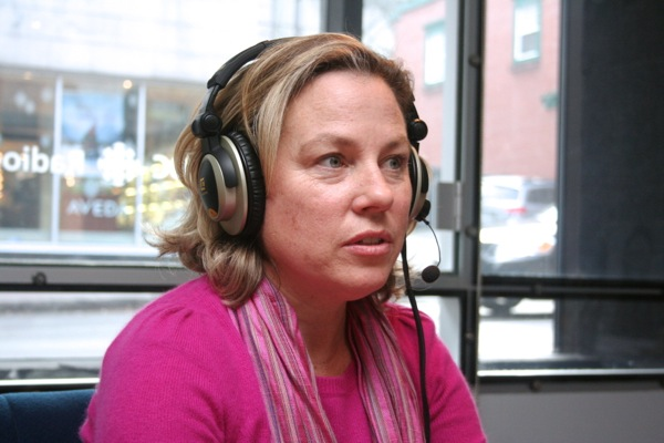 Susan Campbell's morning show on CBC Radio One will start at 6am instead of 5:30