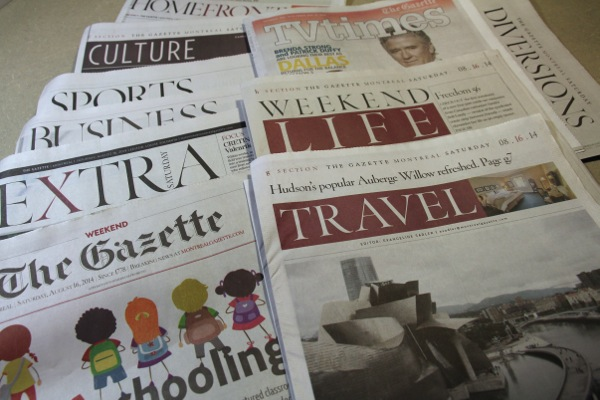 The Gazette will see some physical changes as it moves to a new printer on Monday.