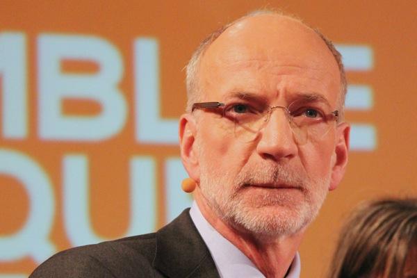 CBC president Hubert Lacroix