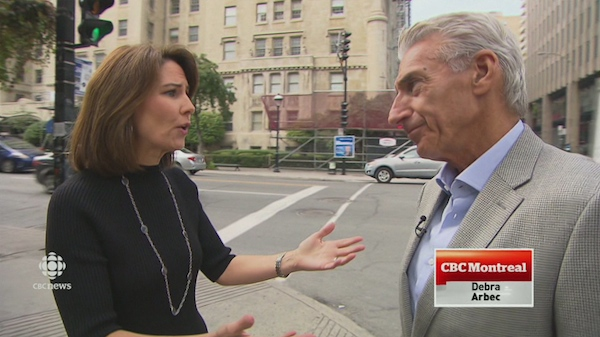 Debra Arbec chats with Rick Leckner about traffic.