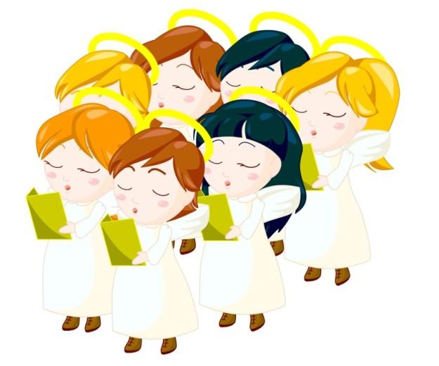 Angels choir