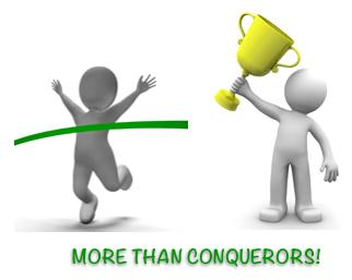 more than conquerors 3d men