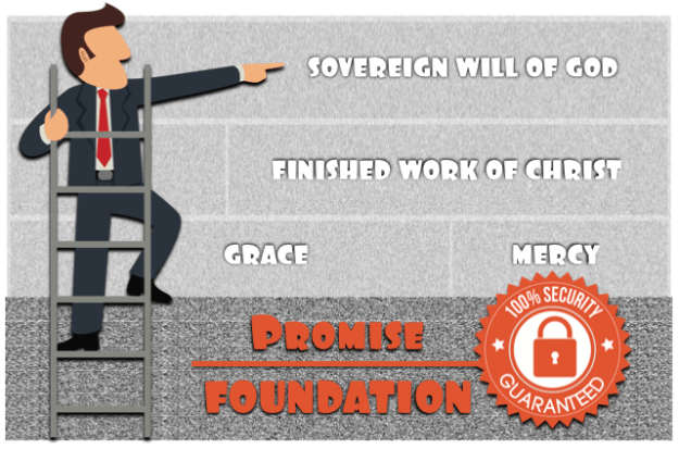 promise foundation guarantee wall