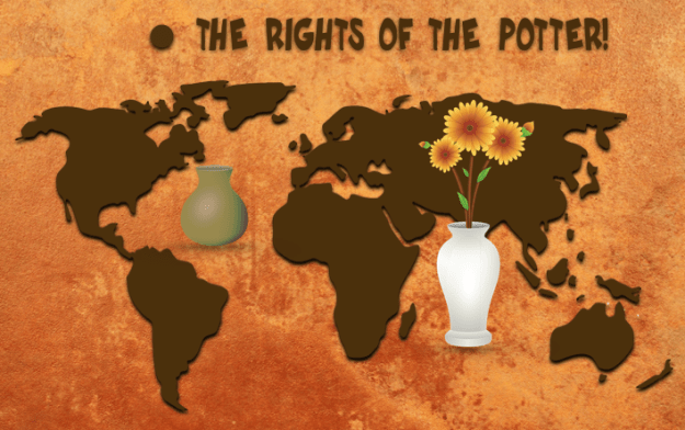rights of the potter world map