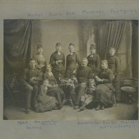 William Beaton Family with names