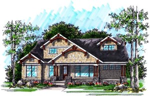 House Plan 72997