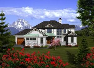 House Plan 96110
