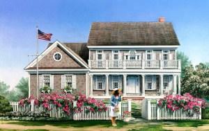 House Plan 86138