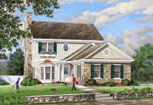 House Plan 86142