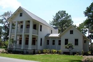 Historic House Plan