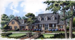 New Colonial Cape Cod House Plan 63381 Family Home Plans