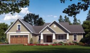 Craftsman House Plan Video Tour
