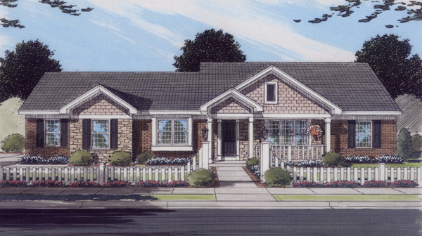 Small Ranch House Plans