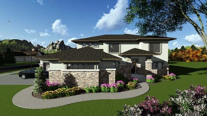 New Modern House Plans