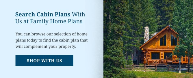Search Cabin Plans