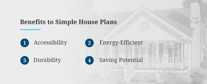 Benefits to Simple House Plans
