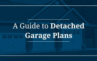 A Guide to Detached Garage Plans