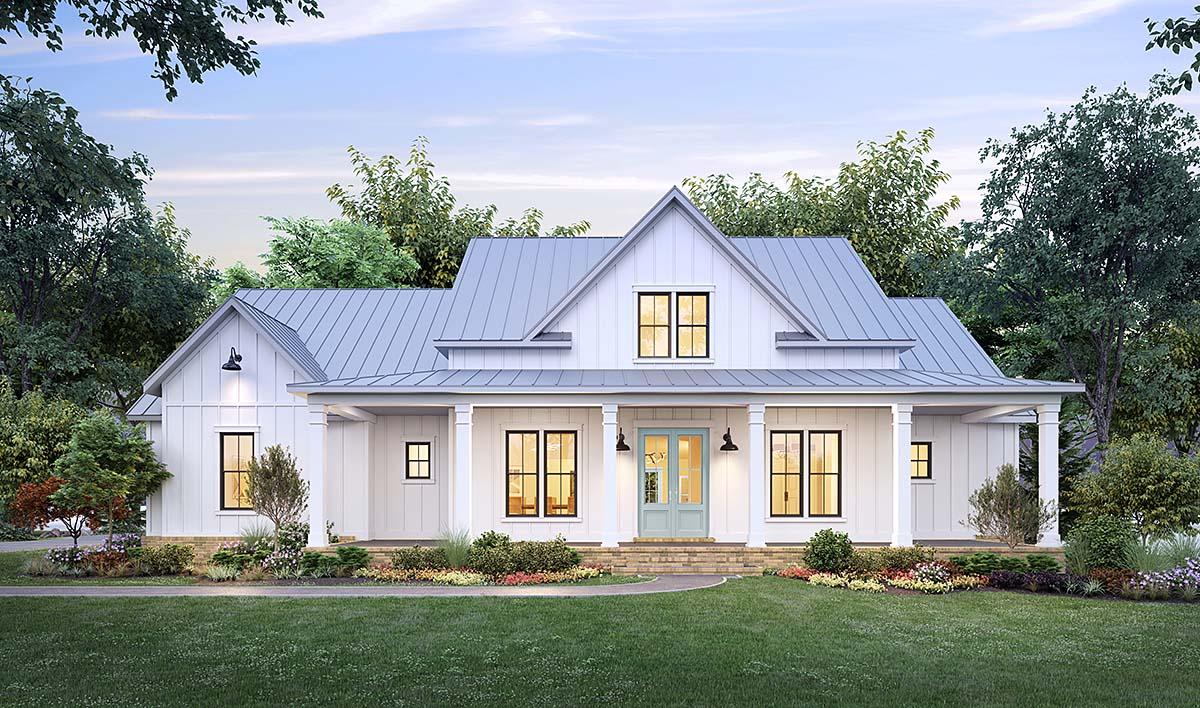 Modern-Farmhouse-Plan