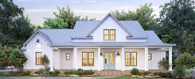 Modern-Farmhouse-Plan