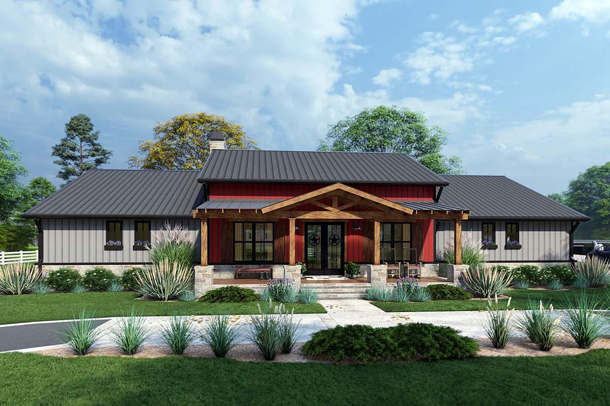 Barndominium House Plan