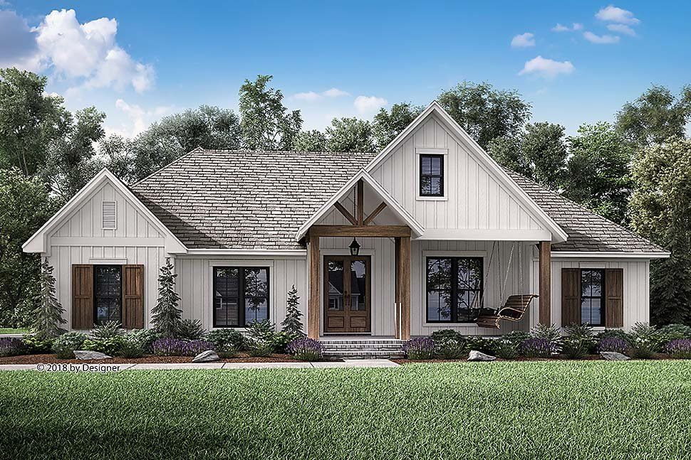 Ranch Style House Plan