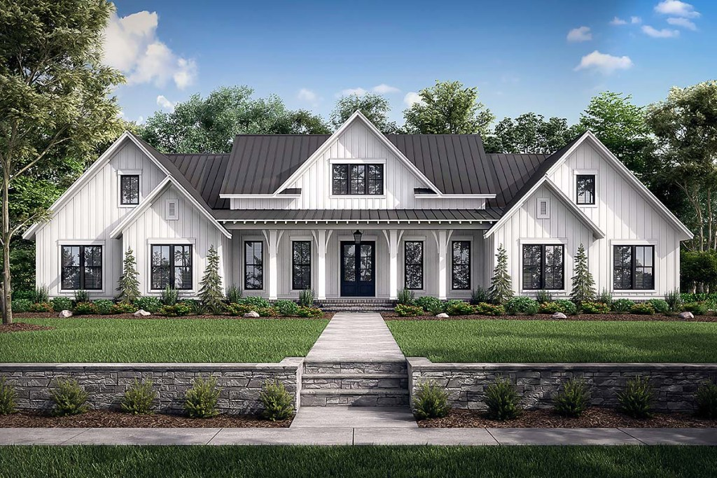 Southern Style Home Plan