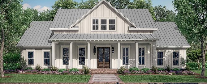 Country Home Plan
